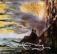 Light in the Western Sky LP cover