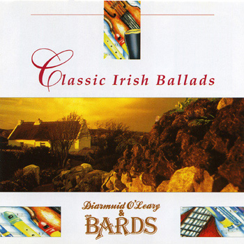 Classic Irish Ballads CD Artwork