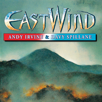 EastWind CD Artwork