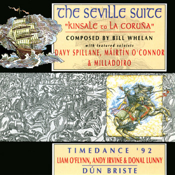 The Seville Suite CD Artwork