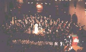 Derry Guild Hall 1990
